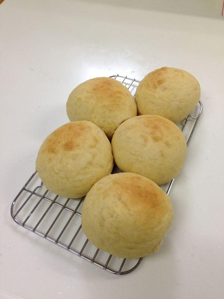 [レシピ]黒糖とジンジャー香るふんわりパン