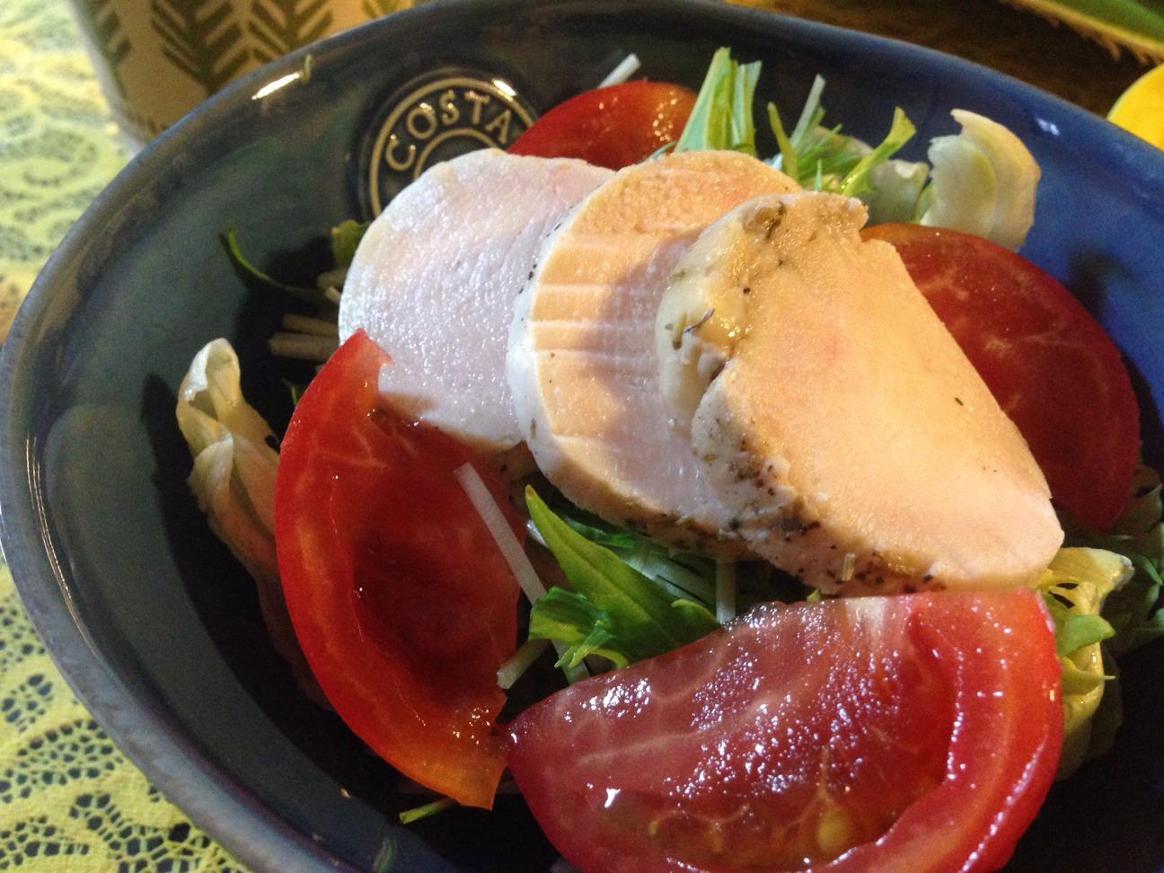 【レシピ】お好きなハーブで!自家製鶏ハム