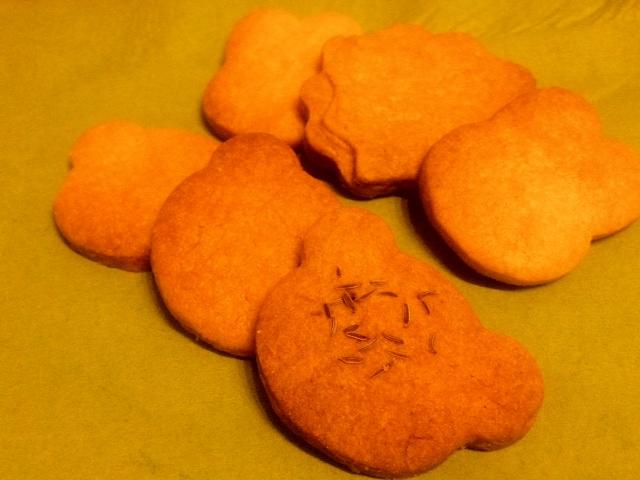 【レシピ】お子様にも大人気!スパイスクッキー