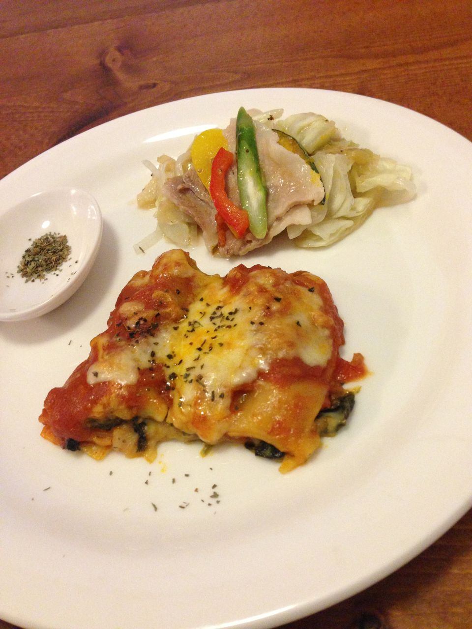 【レシピ】簡単☆豚肉と野菜のオイル蒸し